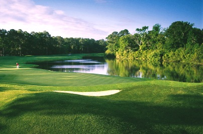 Golf Course Photo, Palmetto Hall Plantation, Arthur Hills, Hilton Head Island, 13081