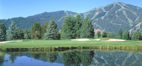Sun Valley Resort Golf Course,Sun Valley, Idaho,  - Golf Course Photo