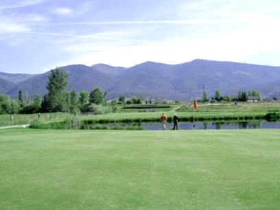 King Ranch Golf Course,Frenchtown, Montana,  - Golf Course Photo