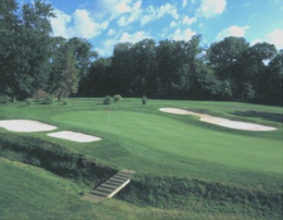 Colonia Country Club, Colonia, New Jersey, 07067 - Golf Course Photo