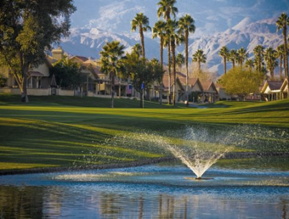Oasis Country Club, Palm Desert, California, 92211 - Golf Course Photo