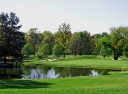 Golf Course Photo, Bogey Hills Country Club, Saint Charles, 63303