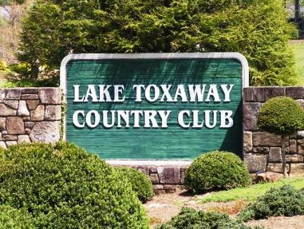 Lake Toxaway Country Club, Lake Toxaway, North Carolina, 28747 - Golf Course Photo
