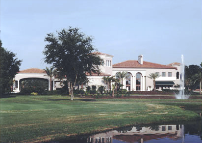 The Country Club of Orlando,Orlando, Florida,  - Golf Course Photo