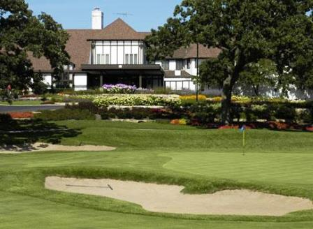 Twin Orchard Country Club, Red Course,Long Grove, Illinois,  - Golf Course Photo