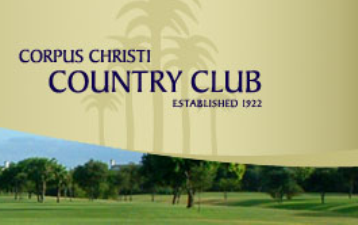 Corpus Christi Country Club,Corpus Christi, Texas,  - Golf Course Photo