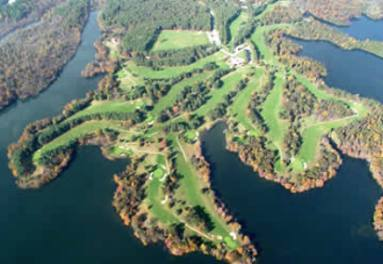 Pine Ridge Golf Course, Lutherville, Maryland, 21093 - Golf Course Photo