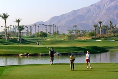 Andalusia Country Club,La Quinta, California,  - Golf Course Photo