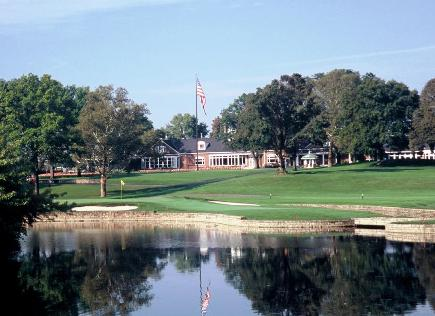 Scioto Country Club,Columbus, Ohio,  - Golf Course Photo