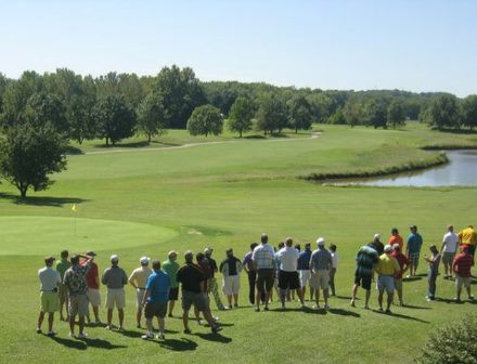 Sunset Hills Golf Course,Saint Louis, Missouri,  - Golf Course Photo