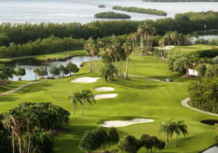 Golf Course Photo, Deering Bay Yacht & Country Club, Coral Gables, 33158