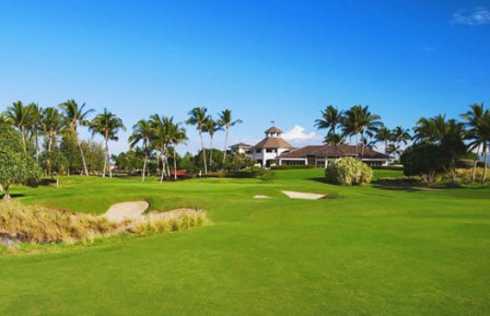 Waikoloa Beach Golf Club, Kings' Golf Course,Waikoloa, Hawaii,  - Golf Course Photo