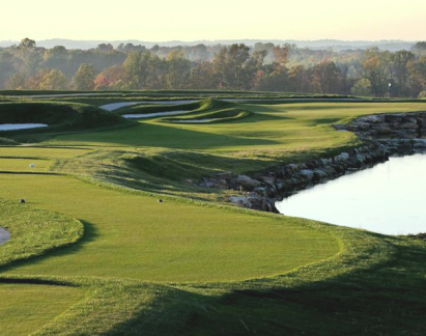 French Lick Springs Resort, Pete Dye Course, French Lick, Indiana, 47432 - Golf Course Photo