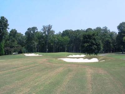 Golf Course Photo, Cedarwood Country Club, Charlotte, 28226
