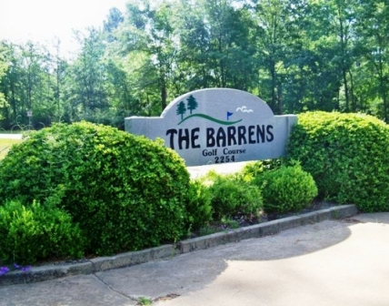 Barrens Golf Course, CLOSED 2011,Doerun, Georgia,  - Golf Course Photo