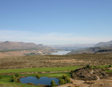 Golf Course Photo, Alta Lake Golf Resort, Pateros, 98846