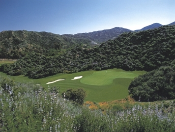 Robinson Ranch Golf Club, Valley Course,Santa Clarita, California,  - Golf Course Photo