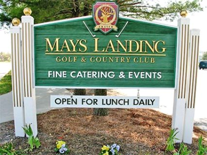Mays Landing Golf Club, Mays Landing, New Jersey, 08330 - Golf Course Photo