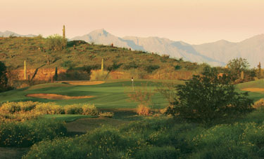 Club West Golf Course, Phoenix, Arizona, 85045 - Golf Course Photo