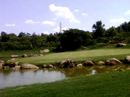 Harry L. Jones, Sr. Golf Course,Charlotte, North Carolina,  - Golf Course Photo