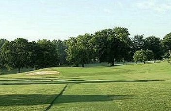 Burke Lake Golf Center, Fairfax Station, Virginia, 22039 - Golf Course Photo