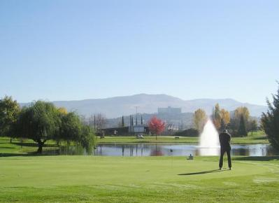 Stewart Meadows,Medford, Oregon,  - Golf Course Photo