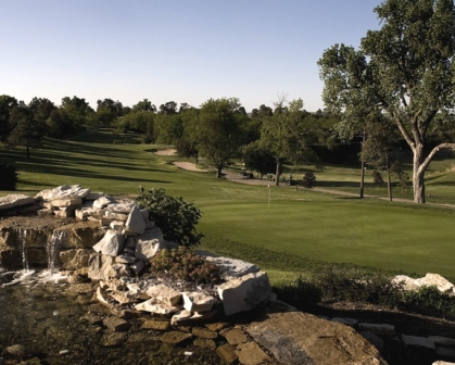 Manhattan Country Club,Manhattan, Kansas,  - Golf Course Photo