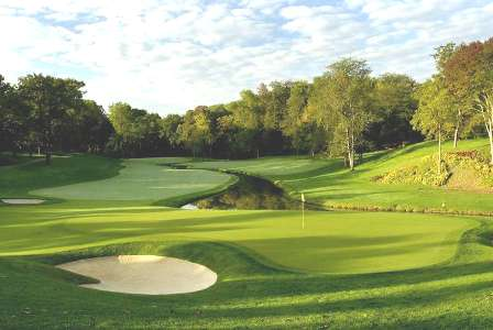 Muirfield Village Golf Club,Dublin, Ohio,  - Golf Course Photo