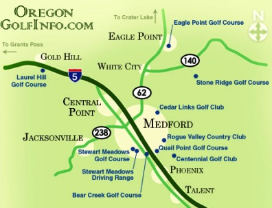 Stone Ridge Golf Club,Eagle Point, Oregon,  - Golf Course Photo