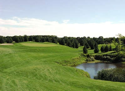 Bristol Ridge Golf Course, Somerset, Wisconsin, 54025 - Golf Course Photo