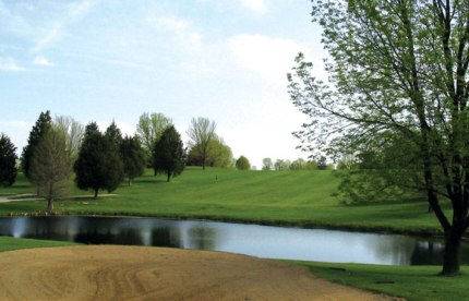 Kellogg Golf Course, Eighteen Hole,Peoria, Illinois,  - Golf Course Photo