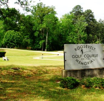 Roosevelt Memorial Golf Course, CLOSED 2011,Warm Springs, Georgia,  - Golf Course Photo