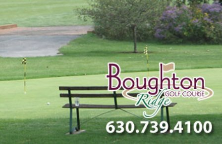 Golf Course Photo, Boughton Ridge Golf Course, Bolingbrook, 60440