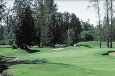 Golf Course Photo, Bear Creek Country Club, Woodinville, 98072