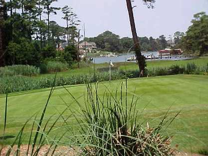 Tradition Golf Club At Broad Bay, The,Virginia Beach, Virginia,  - Golf Course Photo