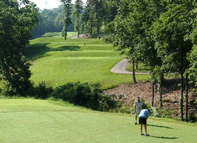 Thousand Hills Resort & Golf Club,Branson, Missouri,  - Golf Course Photo