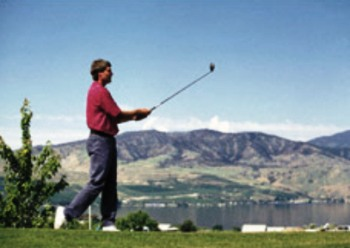 Golf Course Photo, Lake Chelan Golf Course, Chelan, 98816