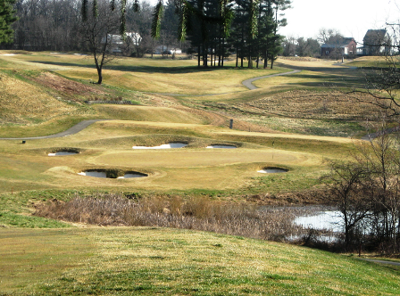 Greystone Golf Course,White Hall, Maryland,  - Golf Course Photo