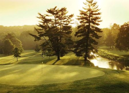 Reading Country Club, Reading, Pennsylvania, 19606 - Golf Course Photo