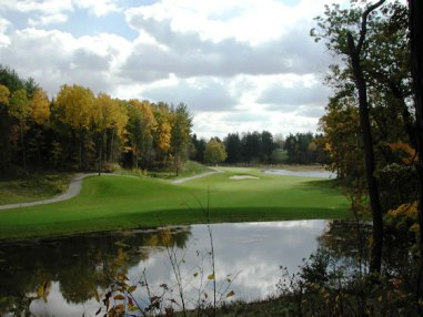 Moose Ridge Golf Course, South Lyon, Michigan, 48178 - Golf Course Photo