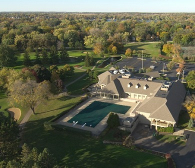 Crystal Lake Country Club,Crystal Lake, Illinois,  - Golf Course Photo