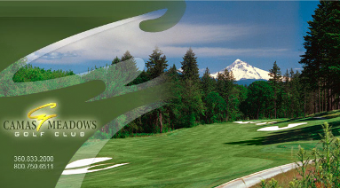 Camas Meadows Golf Club, Camas, Washington, 98607 - Golf Course Photo