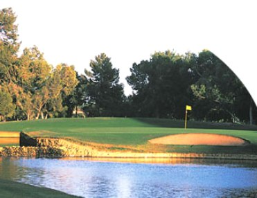 Golf Course Photo, Randolph Golf Complex, North Course, Tucson, 85711