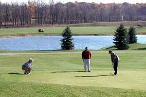 Golf Course Photo, Pierce Lake Golf Course, Chelsea, 48118