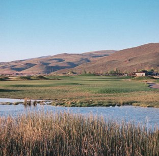 Rosewood Lakes Golf Course, CLOSED 2015,Reno, Nevada,  - Golf Course Photo