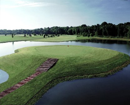 Golf Course Photo, Franklin Bridge Golf Club, Franklin, 37064