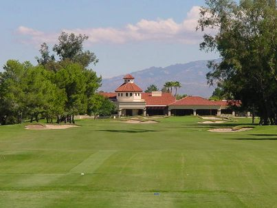 Golf Course Photo, Tucson Country Club, Tucson, 85715