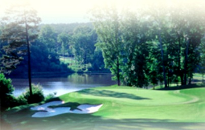 Golf Course Photo, White Columns Golf Club, Alpharetta, 30004