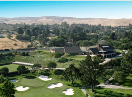 Corral De Tierra Country Club, Salinas, California, 93908 - Golf Course Photo