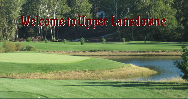 Golf Course Photo, Upper Lansdowne Golf Links, Ashville, 43103